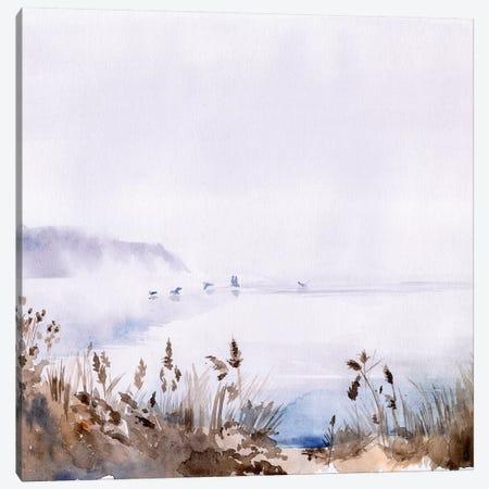 Sea Oats Mist I Canvas Print #JPP245} by Jennifer Paxton Parker Canvas Art Print