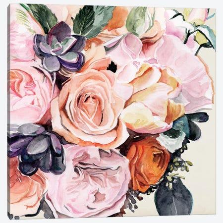Autumn Bouquet I Canvas Print #JPP249} by Jennifer Paxton Parker Canvas Wall Art