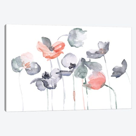 Poppy Haze I Canvas Print #JPP259} by Jennifer Paxton Parker Canvas Print
