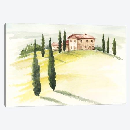 Tuscan Villa I Canvas Print #JPP25} by Jennifer Paxton Parker Canvas Artwork