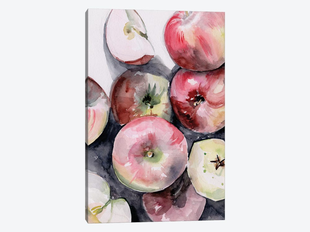 Fruit Slices I by Jennifer Paxton Parker 1-piece Art Print