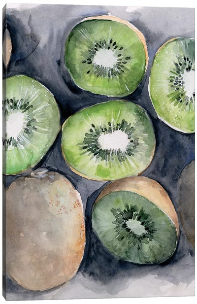 Fruit Slices IV Canvas Art Print