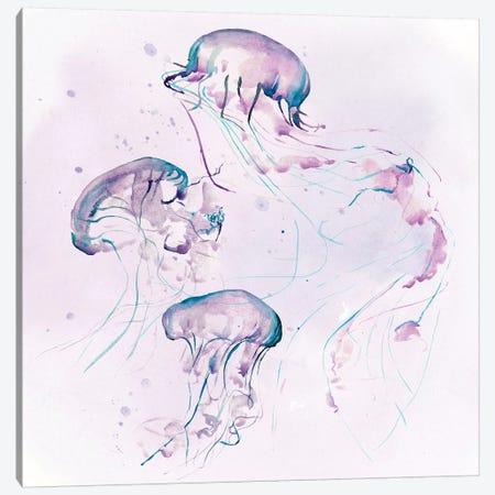Underwater Halcyon II Canvas Print #JPP336} by Jennifer Paxton Parker Canvas Print