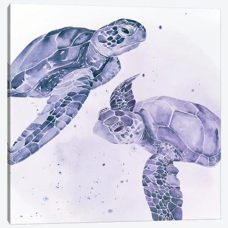 Underwater Halcyon IV Canvas Print #JPP338} by Jennifer Paxton Parker Canvas Wall Art