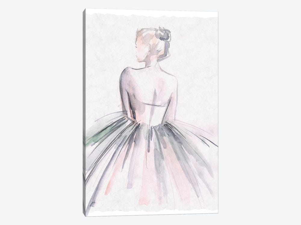 Watercolor Ballerina I Art Print By Jennifer Paxton Parker Icanvas