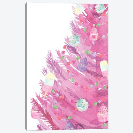 Candy Christmas Collection B Canvas Print #JPP349} by Jennifer Paxton Parker Canvas Art Print