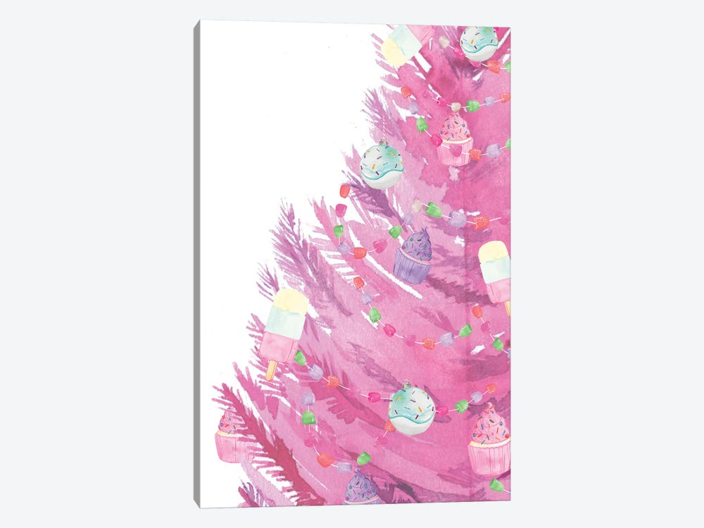 Candy Christmas Collection B by Jennifer Paxton Parker 1-piece Art Print