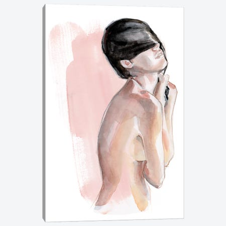 Cold Shoulders I Canvas Print #JPP385} by Jennifer Paxton Parker Canvas Art