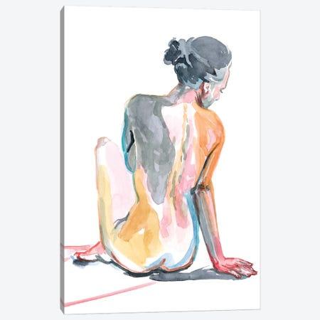 Colorful Shadows I Canvas Print #JPP387} by Jennifer Paxton Parker Canvas Art