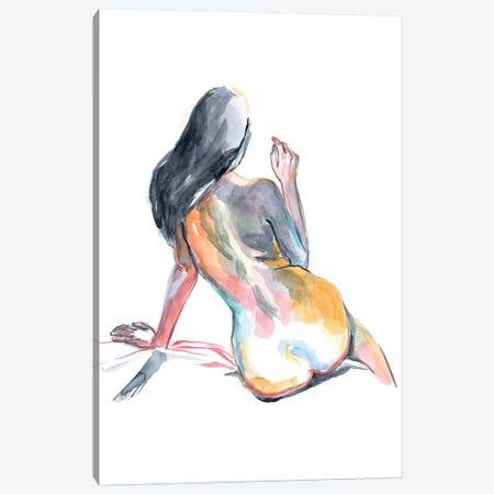 Colorful Shadows II Canvas Print #JPP388} by Jennifer Paxton Parker Canvas Art Print