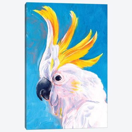 Neon Mohawk I Canvas Print #JPP406} by Jennifer Paxton Parker Art Print
