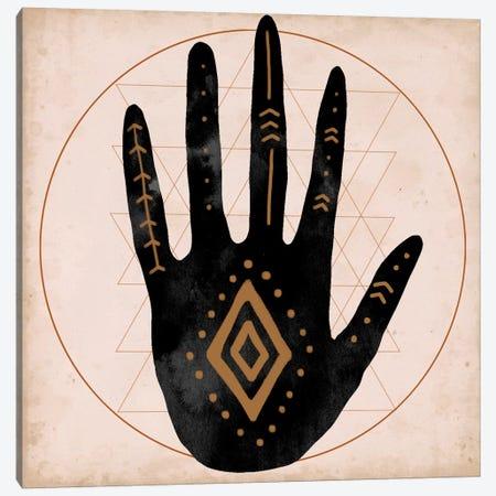 Illuminated Palm II Canvas Print #JPP467} by Jennifer Paxton Parker Art Print