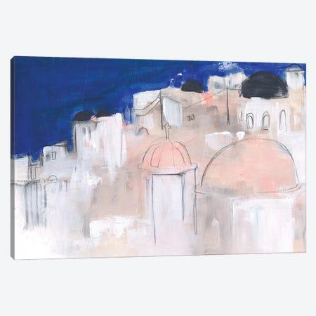 Mediterranean Blue II Canvas Print #JPP487} by Jennifer Paxton Parker Canvas Print