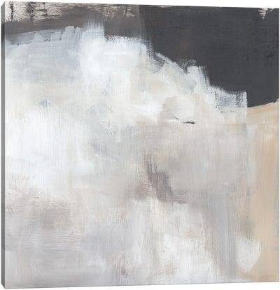 Neutral Abstract I Canvas Art Print