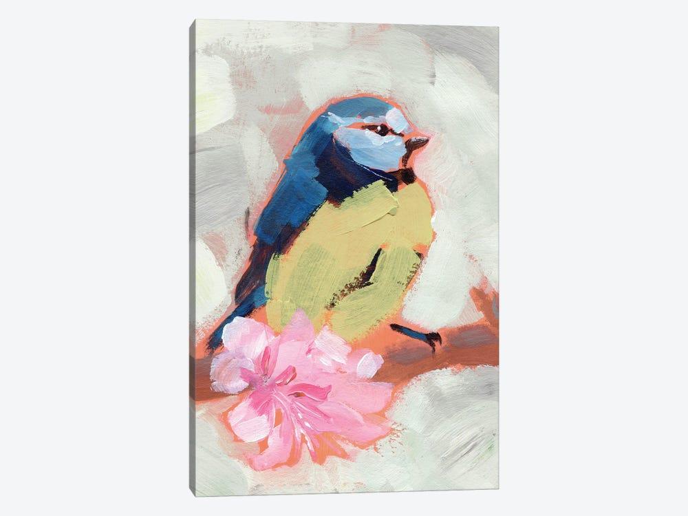 Painted Songbird II by Jennifer Paxton Parker 1-piece Art Print