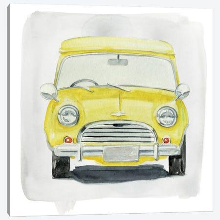 Classic Autos II 3-Piece Canvas #JPP50} by Jennifer Paxton Parker Canvas Art