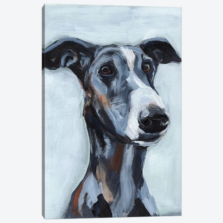 Bestie Portrait II Canvas Print #JPP521} by Jennifer Paxton Parker Art Print