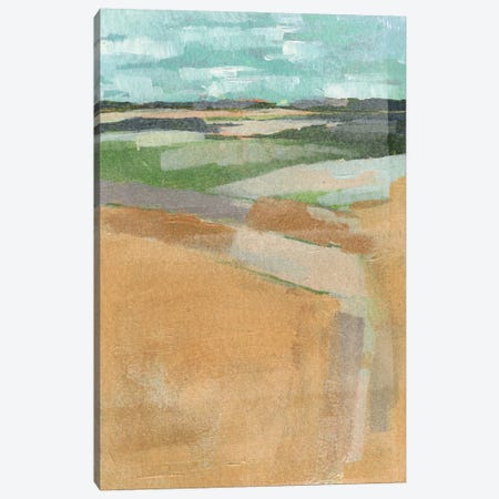Cubed Prairie I Canvas Print #JPP540} by Jennifer Paxton Parker Canvas Print