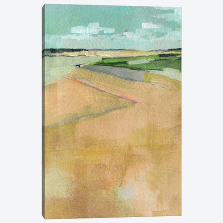 Cubed Prairie II Canvas Print #JPP541} by Jennifer Paxton Parker Art Print