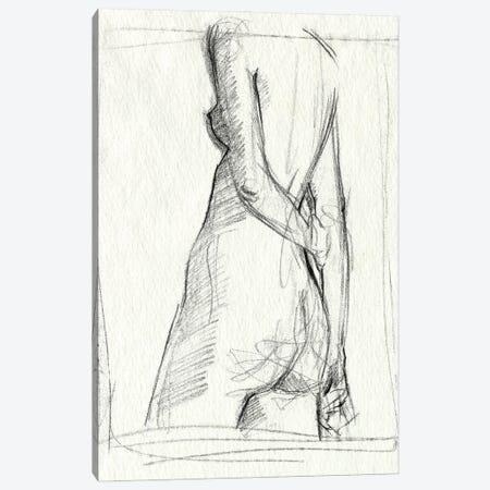 Demure II Canvas Print #JPP545} by Jennifer Paxton Parker Canvas Art
