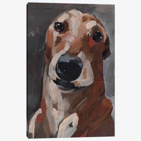 Good Boy I Canvas Print #JPP555} by Jennifer Paxton Parker Canvas Print