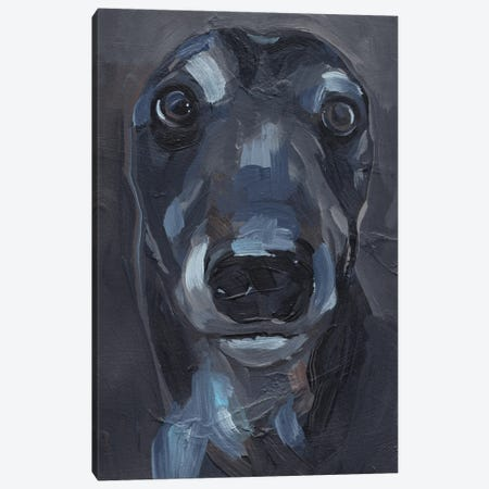 Good Boy II Canvas Print #JPP556} by Jennifer Paxton Parker Canvas Art Print