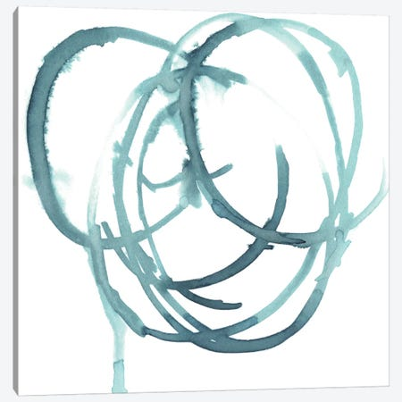 Dizzy I Canvas Print #JPP55} by Jennifer Paxton Parker Art Print