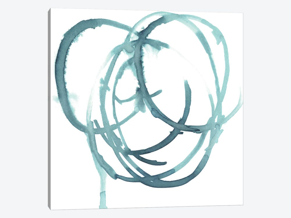 Dizzy I by Jennifer Paxton Parker 1-piece Canvas Wall Art