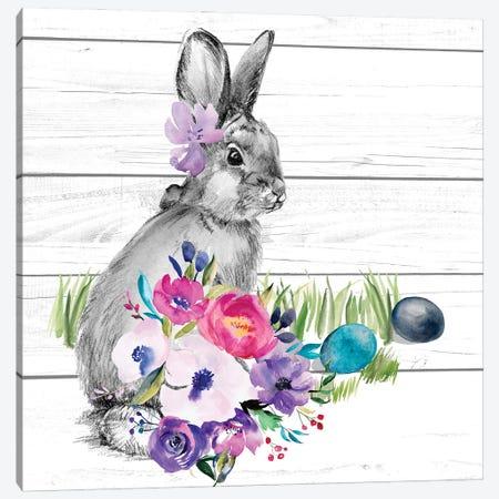 Bright Easter Bouquet I Canvas Print #JPP589} by Jennifer Paxton Parker Art Print