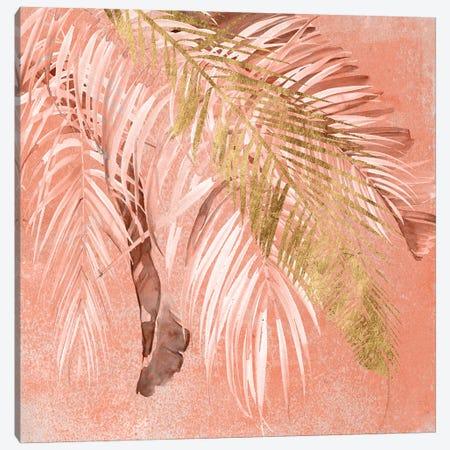 Golden Palms II Canvas Print #JPP603} by Jennifer Paxton Parker Canvas Artwork