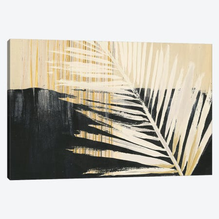 Golden Raffia II Canvas Print #JPP60} by Jennifer Paxton Parker Art Print