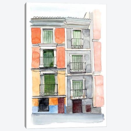 Settling In II Canvas Print #JPP630} by Jennifer Paxton Parker Canvas Print