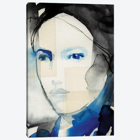 Tilda's Gaze II Canvas Print #JPP639} by Jennifer Paxton Parker Art Print