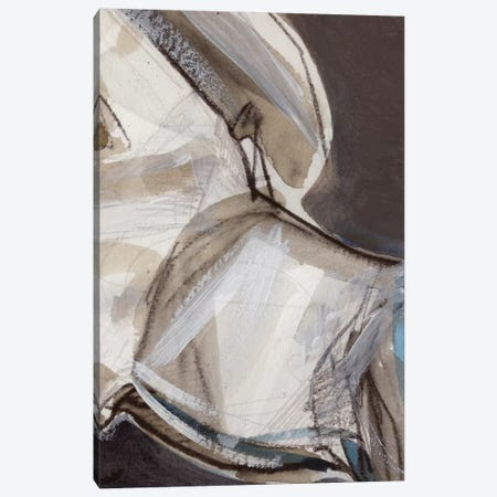 Horse Abstraction III 3-Piece Canvas #JPP63} by Jennifer Paxton Parker Art Print