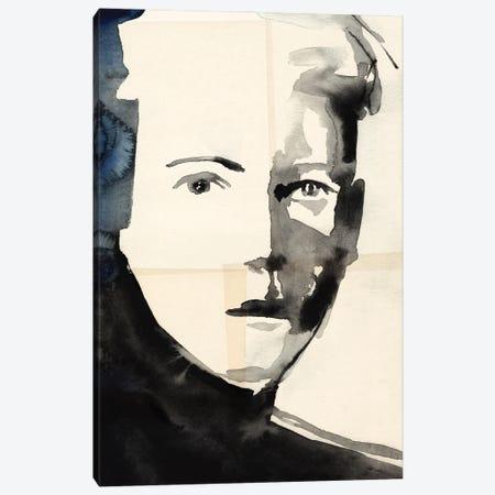 Tilda's Gaze III Canvas Print #JPP640} by Jennifer Paxton Parker Canvas Wall Art