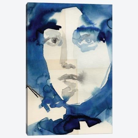 Tilda's Gaze IV Canvas Print #JPP641} by Jennifer Paxton Parker Canvas Wall Art
