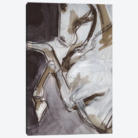 Horse Abstraction IV Canvas Print #JPP64} by Jennifer Paxton Parker Canvas Wall Art