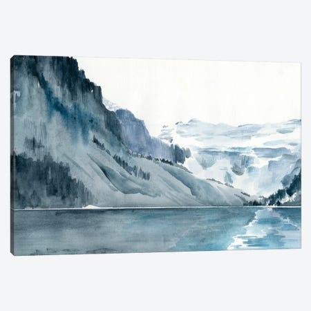 Winter Fjords I Canvas Print #JPP89} by Jennifer Paxton Parker Canvas Print