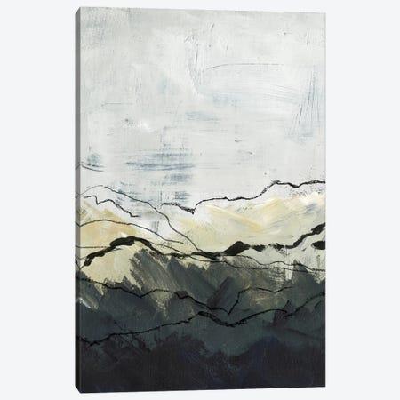 Winter Mountains I Canvas Print #JPP91} by Jennifer Paxton Parker Canvas Wall Art