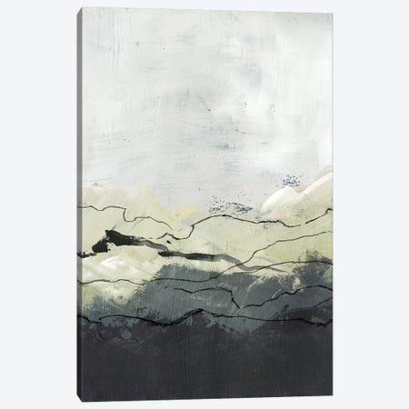 Winter Mountains II 3-Piece Canvas #JPP92} by Jennifer Paxton Parker Canvas Artwork