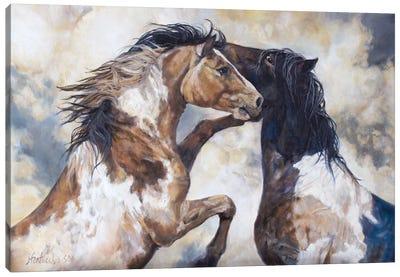 The Wild Life Canvas Art Print