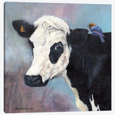 Whispers Canvas Print #JPR26} by Jan Perley Canvas Wall Art