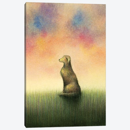 Of Mind And Heart Canvas Print #JPS16} by Jeannie L. Paske Canvas Artwork