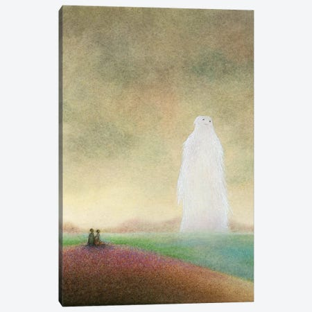 A Brief Interlude In A Panorama Of Endless Change Canvas Print #JPS3} by Jeannie L. Paske Art Print