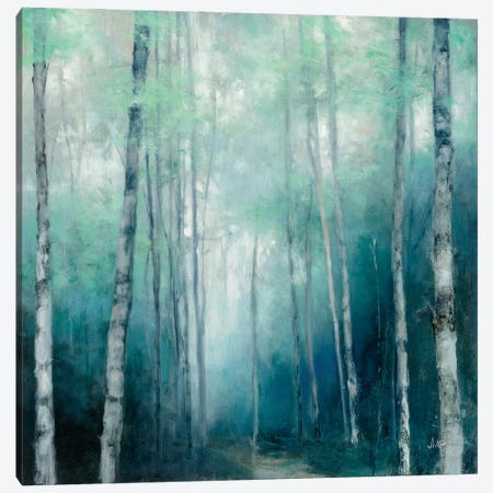 To the Woods Canvas Print #JPU101} by Julia Purinton Canvas Art Print