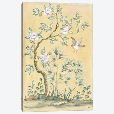 Spring Mural II Canvas Print #JPU110} by Julia Purinton Canvas Art