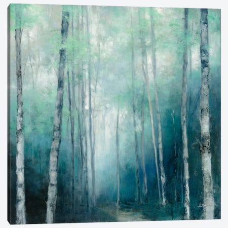 To the Woods Canvas Print #JPU129} by Julia Purinton Canvas Print