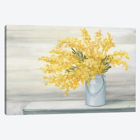 Golden Fall Cuttings Canvas Print #JPU131} by Julia Purinton Canvas Wall Art