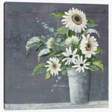 Late Summer Bouquet II Canvas Print #JPU14} by Julia Purinton Canvas Art