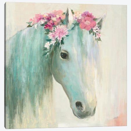 Festival Girl I Canvas Print #JPU25} by Julia Purinton Art Print